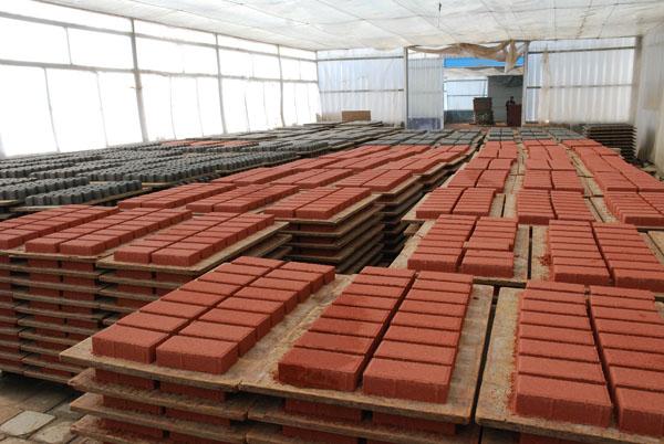 青岛荷兰砖的制作原理是什么?